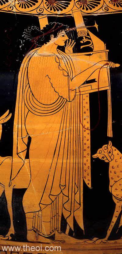 Apollo Apollon Theoi Greek Mythology | Autos Post