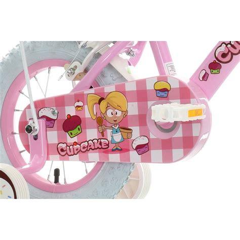 Apollo Cupcake Kids Girls Bike Bicycle 12  Inch Wheels ...