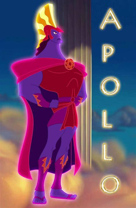 Apollo | deuses gregos | Pinterest | Disney, Hercules and Sun