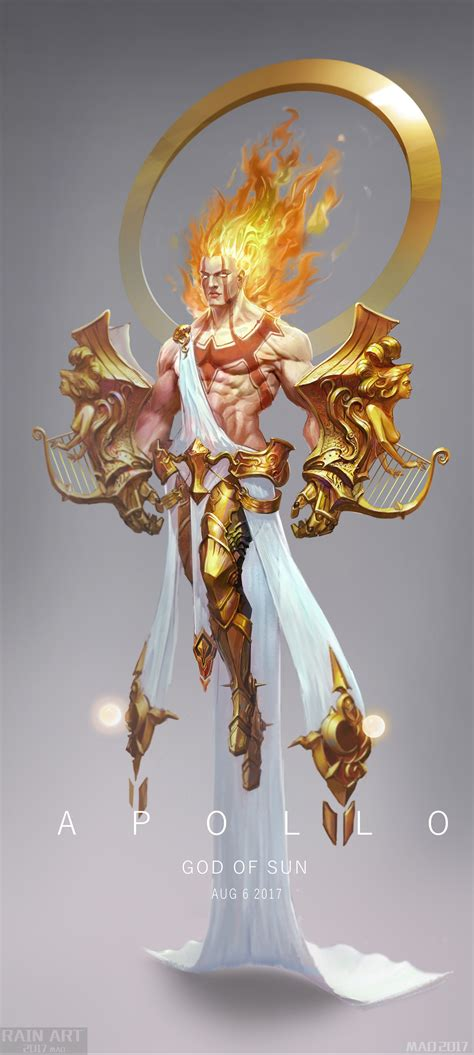 Apollo Dioses | RPG Male Character Inspiration | Pinterest ...