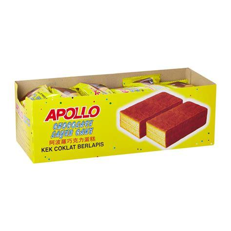 Apollo Layer Cake   Chocolate 18g   from RedMart