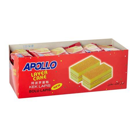 Apollo Layer Cake   Original 18g   from RedMart