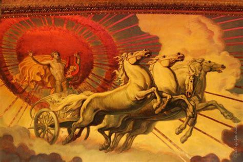 Apollo Sun Chariot Myth   Pics about space