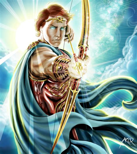 Apollo was the great Olympian god of prophecy and oracles ...