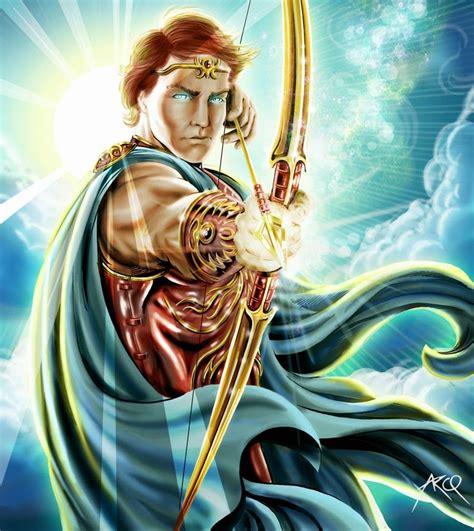 Apolo - Deus da Mitologia Grega | mitologias e historia ...