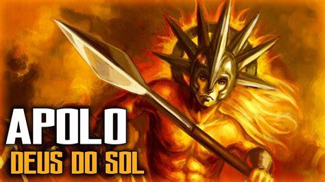 Apolo o deus do sol   MITOLOGIA GREGA   YouTube