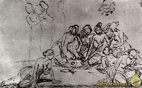 Apolo y Dafne   artehistoria.com