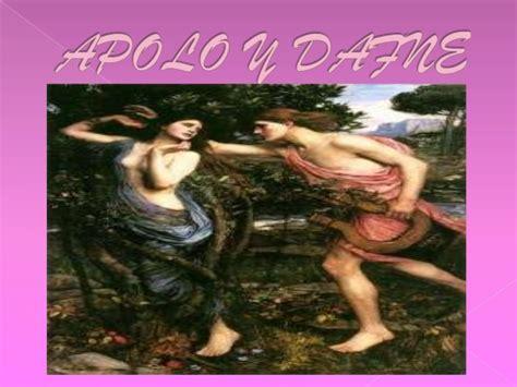 Apolo y Dafne. Celia García