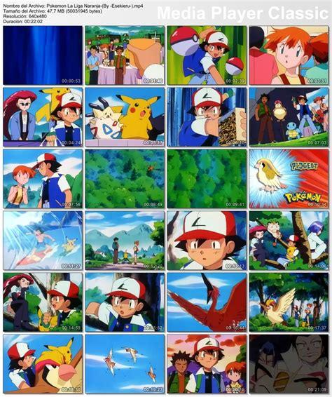 [Aporte] Pokemon La Liga Naranja [Audio Latino] [Mega ...