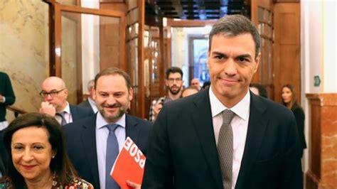 ¿Apoyas el relevo de Pedro Sánchez a Mariano Rajoy?