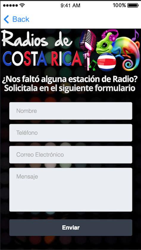 App Shopper: Emisoras de Radio en Costa Rica  Entertainment