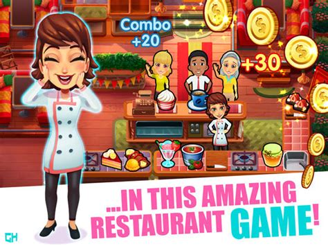App Shopper: Mary le Chef   Cooking Passion  Games