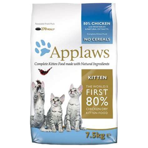 Applaws pienso para gatitos