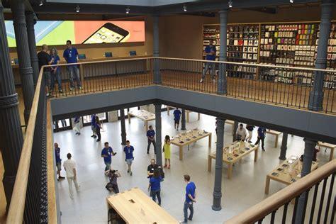 Apple permitirá comprar en la web y recoger en la tienda ...