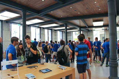 Apple Store Puerta del Sol cumple 3 años,  lo que Madrid ...