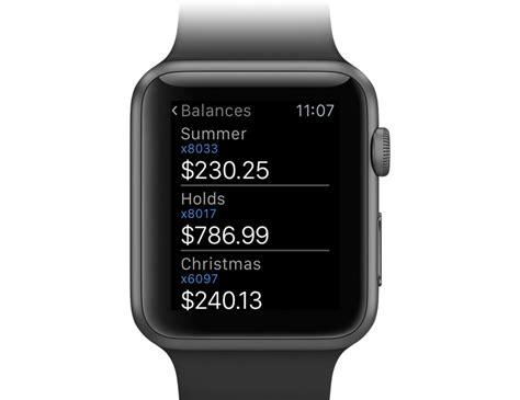 Apple Watch en Mi Banco Móvil