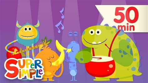 Apples & Bananas | + More Kids Songs | Super Simple Songs ...