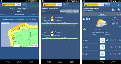 Apps para saber el tiempo   BlogR