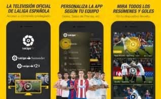 Apps para ver todo el fútbol 2017-18 en directo desde el móvil
