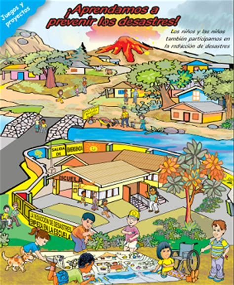 Aprendamos a prevenir desastres naturales | Diario Educación