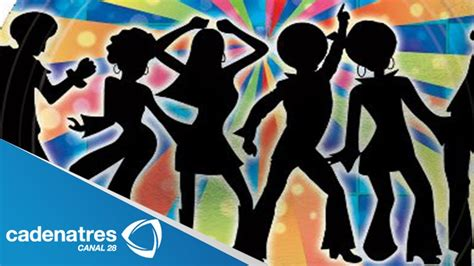 Aprende a bailar la música de los 70´s /Nuestro Día - YouTube