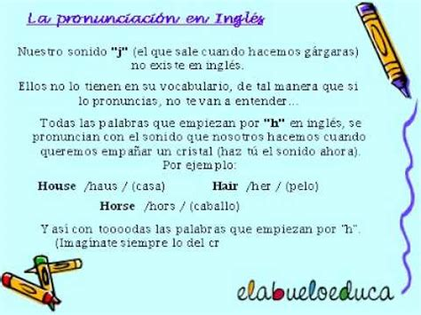 Aprende a pronunciar en Inglés   YouTube