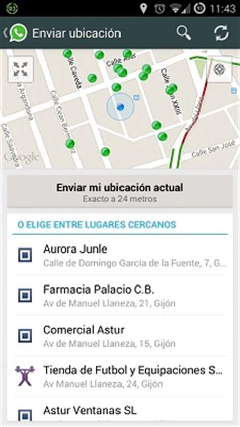 Aprende a usar el servicio  Mi ubicación  de WhatsApp