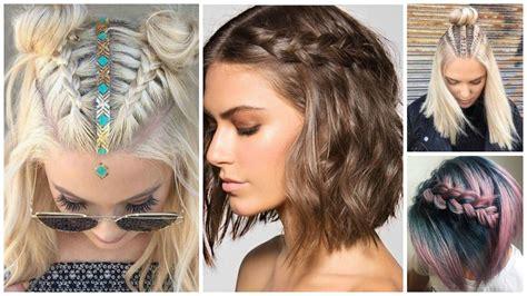 Aprende cómo hacer hermosas trenzas en cabello corto paso ...