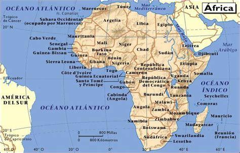 Aprende las Capitales de las Naciones de África ...