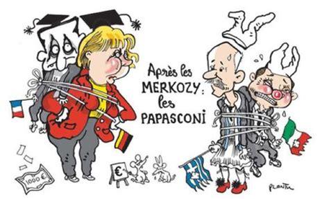 Aprendemos Español: Merkozy acaba con los Papasconi, El ...