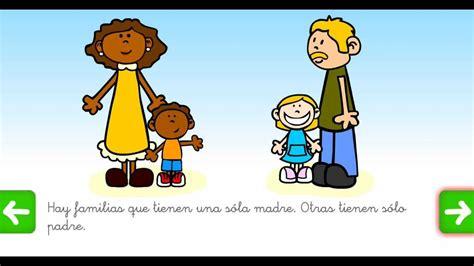 Aprendemos los diferentes tipos de familias con pelayo y ...