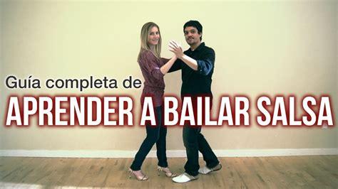 Aprender a Bailar Salsa Para Principiantes | Salsa ...