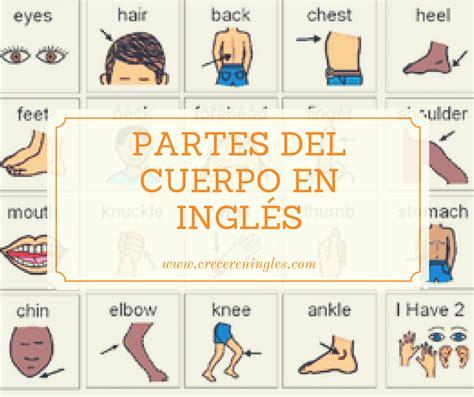 Aprender las partes del cuerpo con canciones en inglés ...
