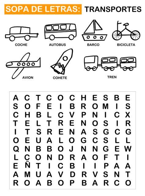 Aprender los transportes   Manualidades