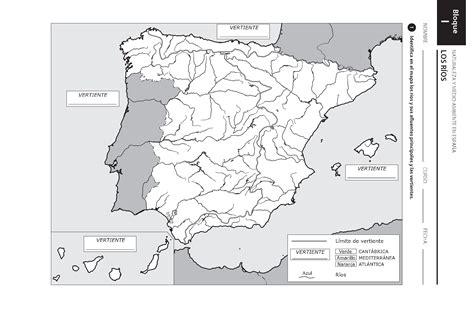 APRENDIENDO EN LA ESCUELA PÚBLICA: MAPAS MUDOS de España ...