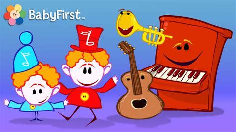 Aprendizaje musical para niños | Las Notas Musicales ...