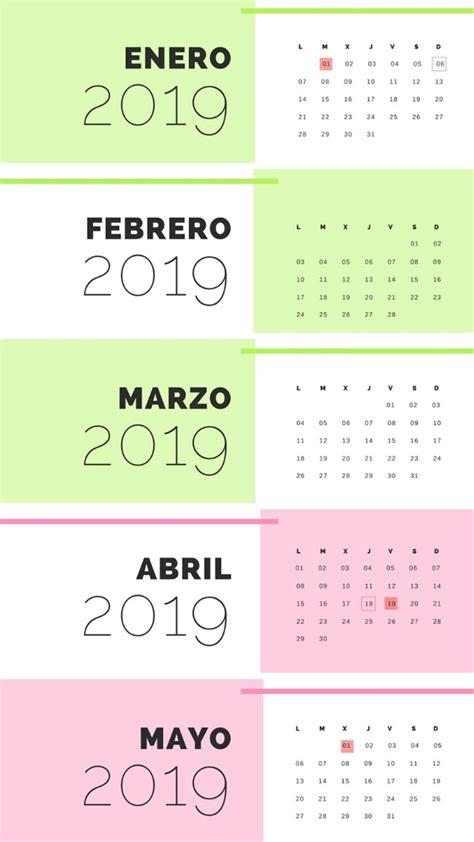 Aprobado el calendario laboral de 2019: 12 días festivos y ...