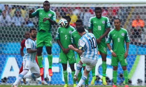 Apuestas, cuotas y pronósticos de Argentina vs Nigeria