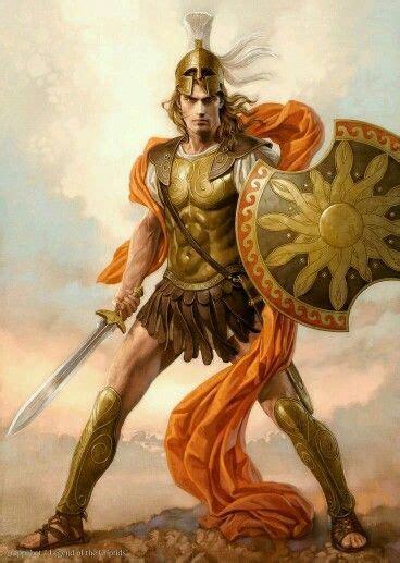 - Aquiles .Guerra de Troya ./tcc/   History repeats itself ...