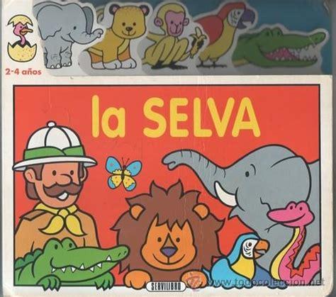 ar-06 la selva libro cuento para niños de 2 a 4 - Comprar ...