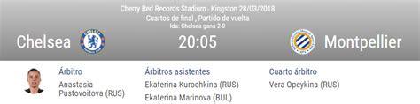 Árbitras para la UEFA Women´s Champìons League 2017-18 ...