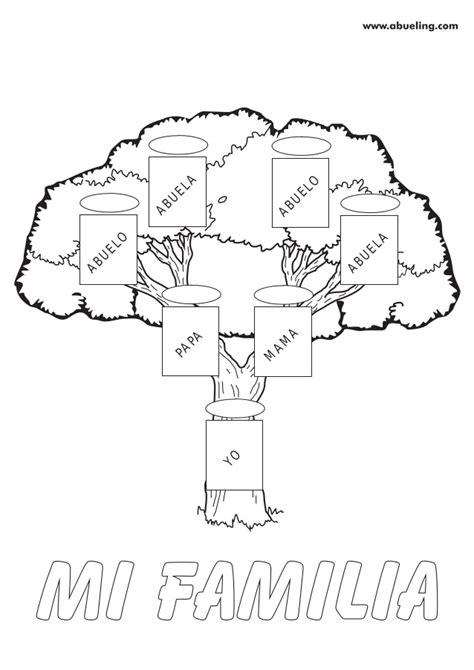 Arbol genealogico infantil_gratis