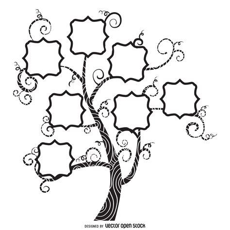Arbol Genealogico Para Colorear | www.pixshark.com ...