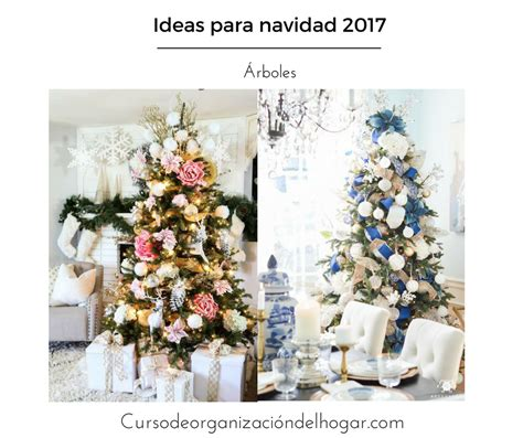 Árboles de navidad 2018 - 2019 | Tendencia en decoración