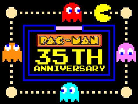 Arcade Machines History: Pac-Man 35th Anniversary