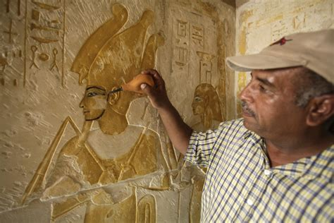 Archaeologist Confident of Finding Ancient Egyptian ...