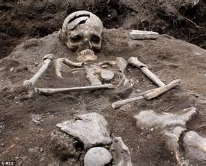 Archaeologists uncover  vampire graves  in Bulgaria ...