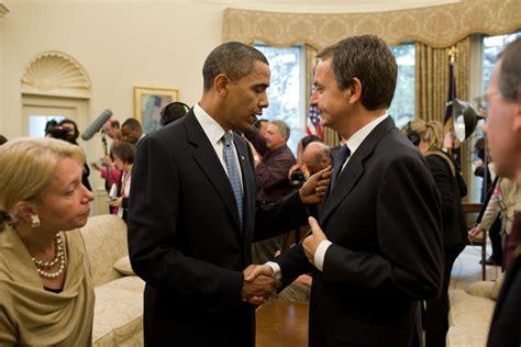 Archivo:Barack Obama, Jose Luis Rodriguez Zapatero.jpg ...