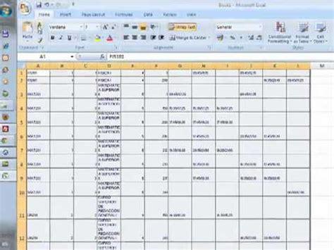 Archivo de Excel de tu horario   YouTube