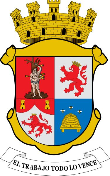 Archivo:Escudo de Armas de León, Mexico.svg - Wikipedia ...